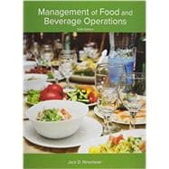Management of Food and Beverage Operations (AHLEI)