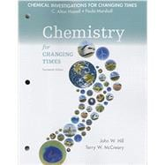 Chemical Investigations for Chemistry for Changing Times