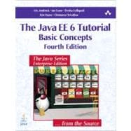 Java EE 6 Tutorial Vol. 1 : Basic Concepts