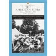 American Story, The, Volume II, (Penguin Academics Series)