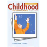 Casebook in Child Behavior Disorders, 4th Edition