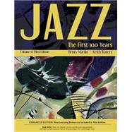 Jazz The First 100 Years, Enhanced Media Edition (with Digital Music Downloadable Card, 1 term (6 months) Printed Access Card)