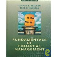 Fundamentals of Financial Management (8TH PACKAG)