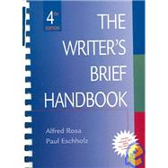 Writers Brief Handbook