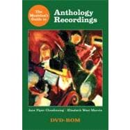 Musician's Guide to Anthology Recordings : For the Musician's Guide to Theory and Analysis