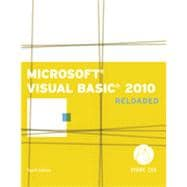Microsoft Visual Basic 2010: RELOADED, 4th Edition