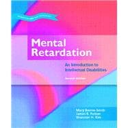 Mental Retardation : An Introduction to Intellectual Disability