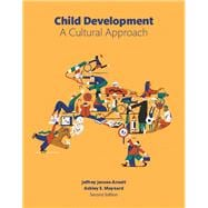 Child Development A Cultural Approach (casebound)