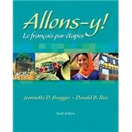 Allons-y! Le Franais par etapes (with Audio CD)
