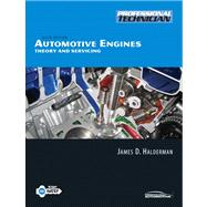 Automotive Engines Theory and Servicing Value Package (includes NATEF Correlated Task Sheets for Automotive Engines: Theory and Servicing)