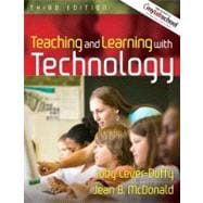 Teaching and Learning with Technology (Book Alone)