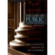 The Law of Public Communication 2003