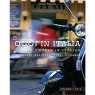 Oggi In Italia, Volume I