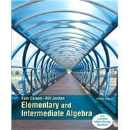 Elementary and Intermediate Algebra, Plus NEW MyMathLab with Pearson eText -- Access Card Package