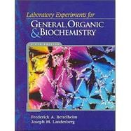 General, Organic, and Biochemistry: Laboratory Experiments