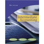 Intermediate Accounting (with Business and Company Resource Center and Chapter 20, 2007)