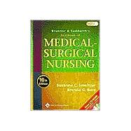 Brunner and Suddarth's Textbook of Medical-Surgical Nursing (Single Volume Edition)