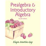 Prealgebra & Introductory Algebra (Hardcover)