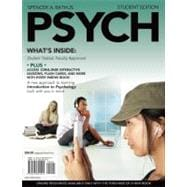 PSYCH (with Review Cards and Bind-In Printed Access Card)