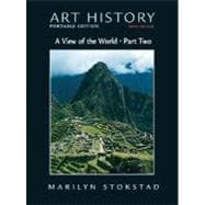 Art History Portable Edition, Book 5 : A View of the World, Part Two (with MyArtKit Student Access Code Card)