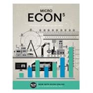ECON Micro (with Online 1 term (6 months) Printed Access Card)