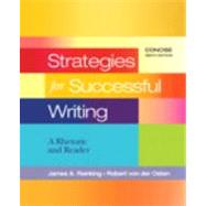 Strategies for Successful Writing, Concise