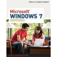 Microsoft Windows 7: Introductory, 1st Edition