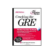 Cracking the GRE, 2002 Edition