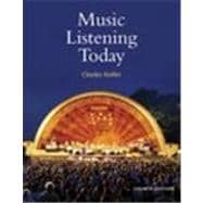4 CD-ROM Set for Hoffer�s Music Listening Today, 4th