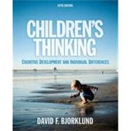 Children's Thinking, 5th Edition