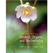 Introduction to General, Organic and Biochemistry (with CD-ROM and CengageNOW Printed Access Card)