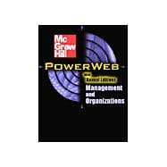 Organizational Behavior with Student CD & PowerWeb