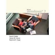 Microsoft� Windows 7: Comprehensive, 1st Edition