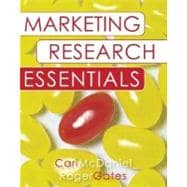 Marketing Research Essentials, with SPSS, 6th Edition