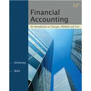 Financial Accounting : An Introduction to Concepts, Methods and Uses