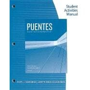 Puentes : Spanish for Intensive and High Beginner Courses