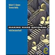 Making Hard Decisions With Decision Tools Suite Update 2004