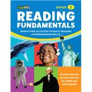 Reading Fundamentals: Grade 1 Nonfiction Activities to Build Reading Comprehension Skills