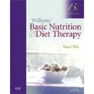 Williams' Basic Nutrition & Diet Therapy (Book with CD-ROM)