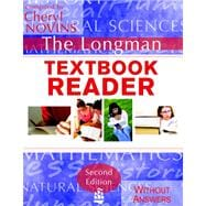 Longman Textbook Reader  Value Pack (includes Reading Across the Disciplines: College Reading and Beyond (with MyReadingLab) & Pearson Student Planner)