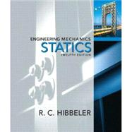Engineers Mechanics Statics and Statics Study Package