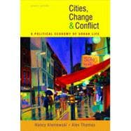 Cities, Change, and Conflict, 4th Edition