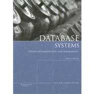 Database Systems : Design, Implementation, and Management