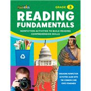Reading Fundamentals: Grade 3 Nonfiction Activities to Build Reading Comprehension Skills