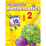 Progress In Mathematics, Grade 1