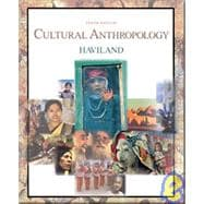 Cultural Anthropology (with InfoTrac and Earthwatch)