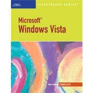 Microsoft Windows Vista, Illustrated Complete