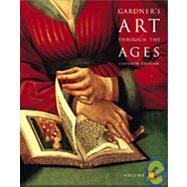 Gardner's Art through the Ages, Volume II (with Art Study CD-ROM and InfoTrac)