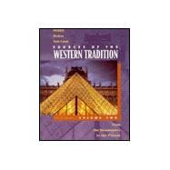 Sources of the Western Tradition: From the Scientific Revolution Ot the Present