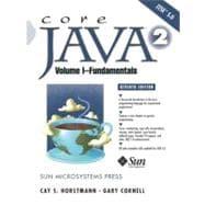Core Java™ 2, Volume I--Fundamentals
